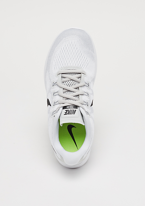 NIKE Free Run 2017 white/black/pure platinum