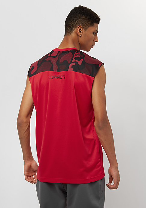 adidas Dame scarlet