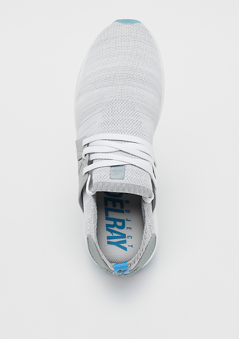 Project Delray WAVEY grey/white knit