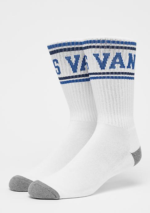 VANS Classic Stripe Crew white/dress blue