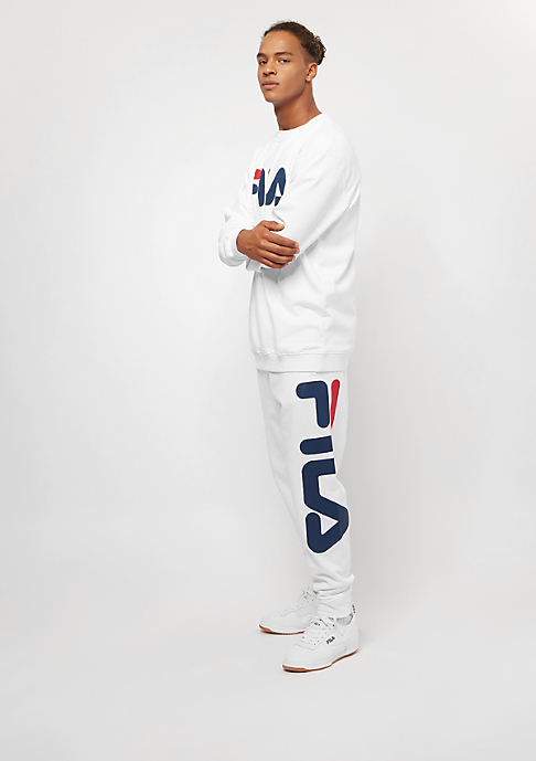 Fila Urban Line Pants Classic Basic bright white
