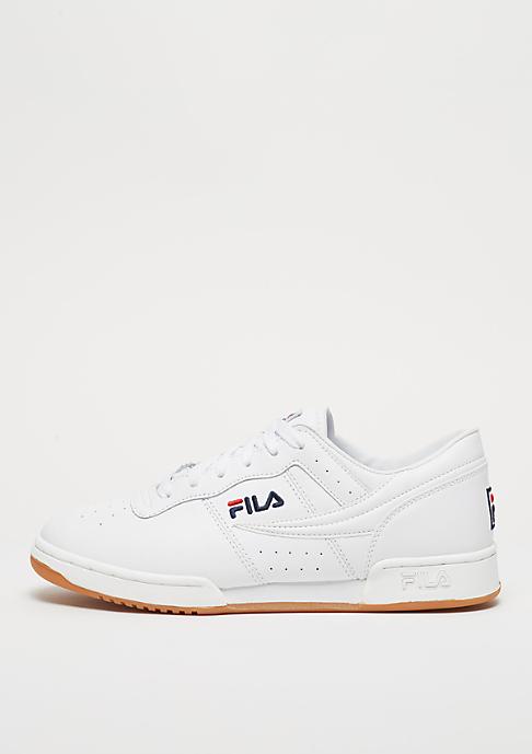 Fila Men Heritage Original Fitness low white