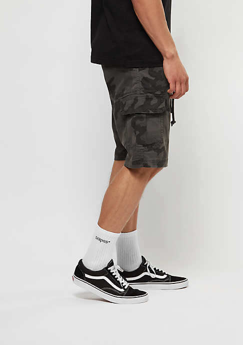 Urban Classics Chino-Shorts Camo grey camo