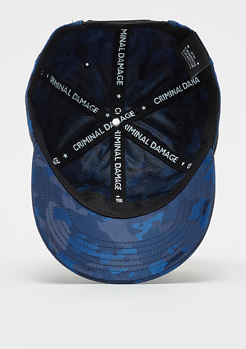 Criminal Damage Shadow blue/black
