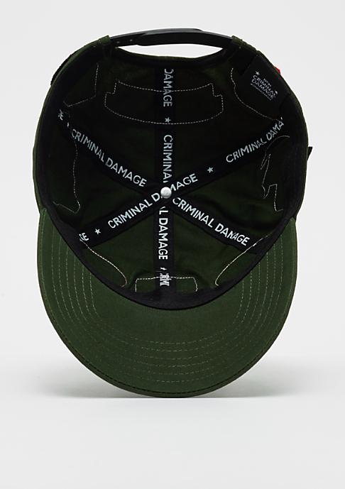 Criminal Damage Shield olive/multi