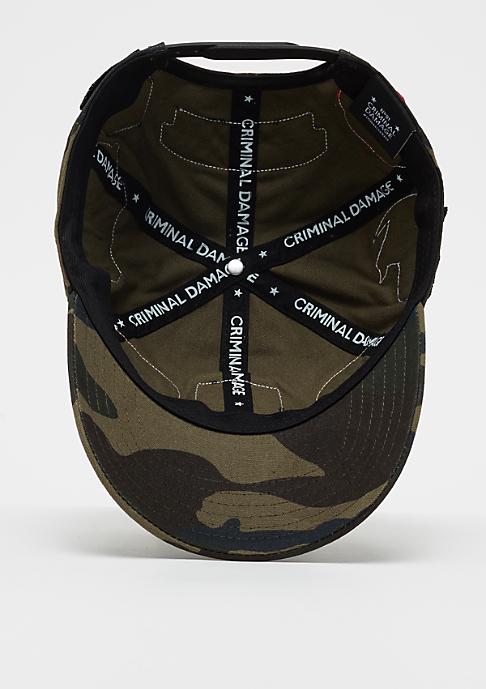 Criminal Damage Shield camo/multi