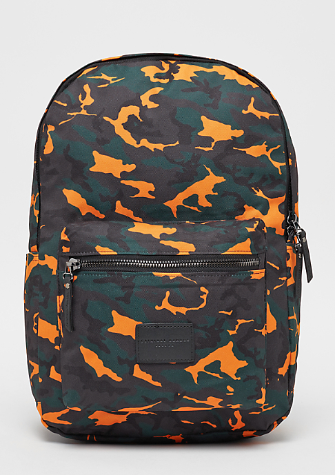 Criminal Damage Bag Dazzle orange/camo