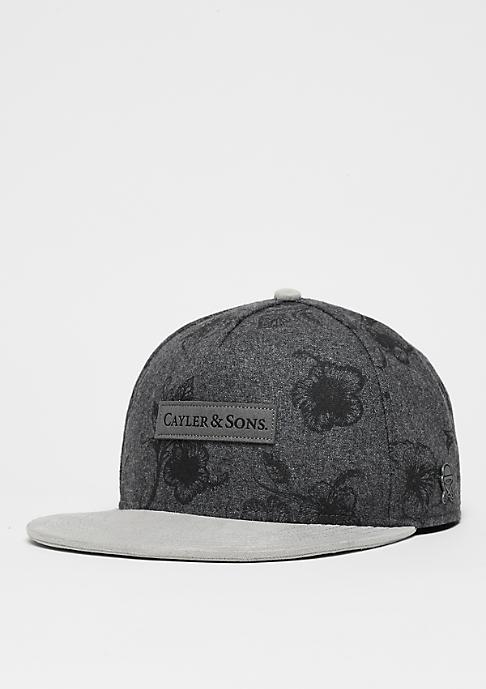 Cayler & Sons CL Cap Vibin' dark grey