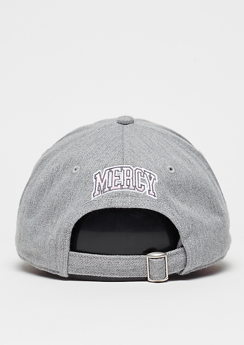 Cayler & Sons WL Curved Cap Mercy grey/heather