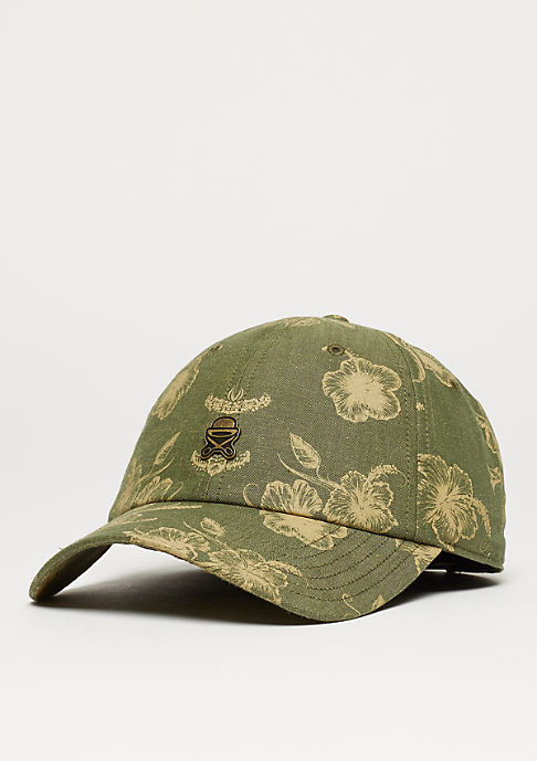Cayler & Sons CL Curved Cap Vibin' green