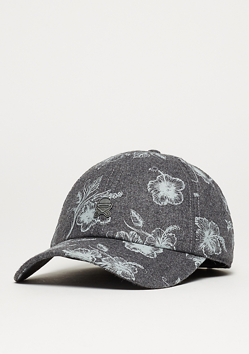Cayler & Sons CL Curved Cap Vibin' dark grey