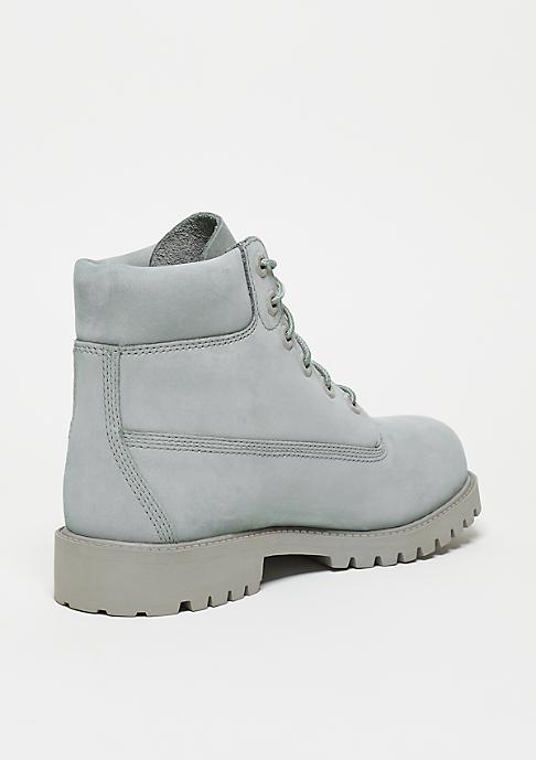 Timberland Kids 6-Inch Premium WP Boot grey monochromatic