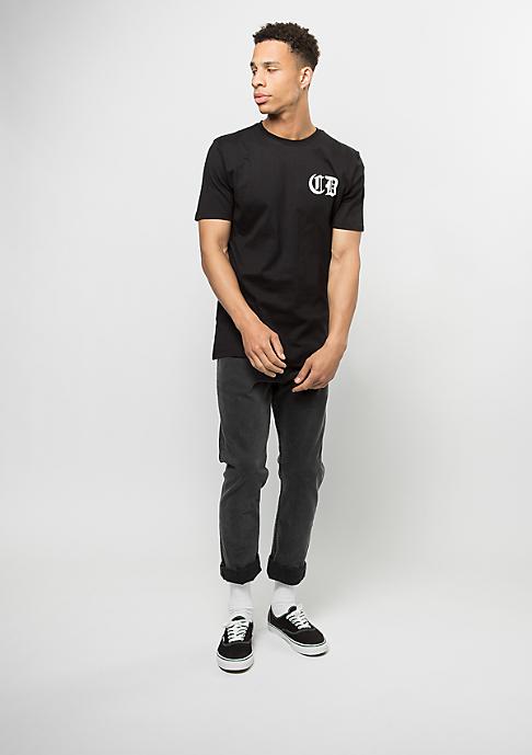 Criminal Damage T-Shirt Orie black/multi