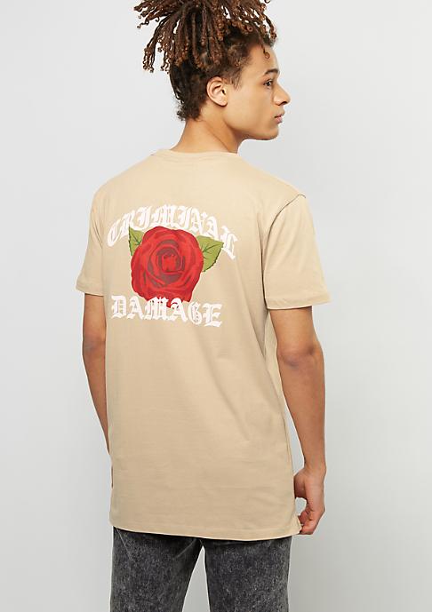 Criminal Damage T-Shirt Rothko nude/multi