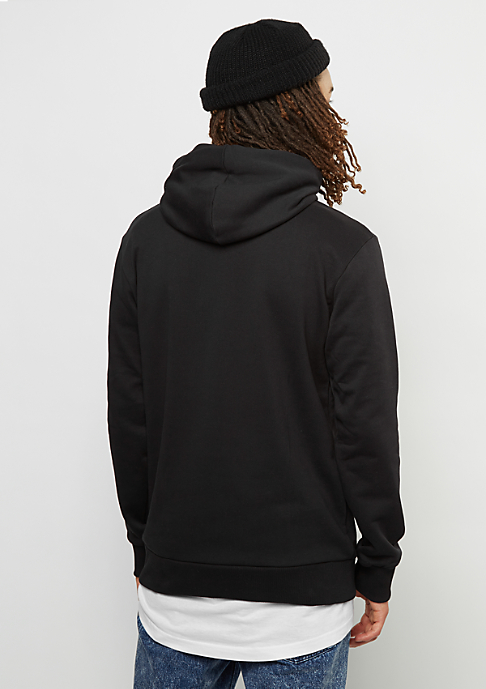 Criminal Damage Hooded-Sweatshirt Gabriel black/multi