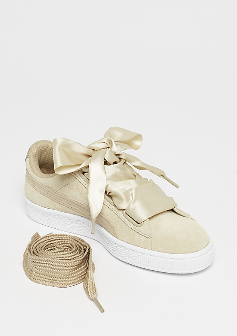 Puma Suede Heart Safari Wn's gold