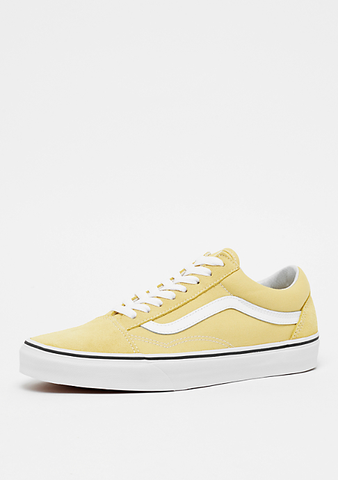 VANS UA Old Skool dusky citron/true white
