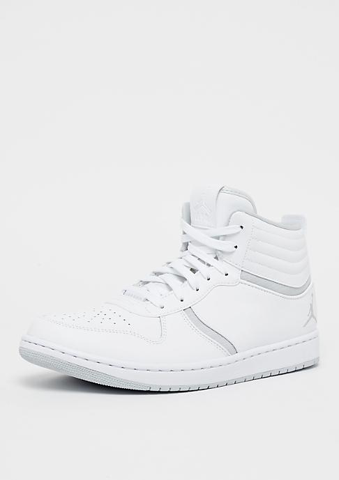 JORDAN Air Heritage white/pure platinum