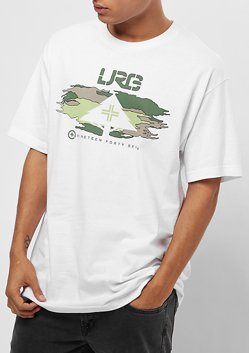 LRG Camo Seenik white