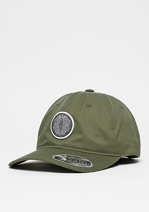 Reell Curved Tech Cap olive