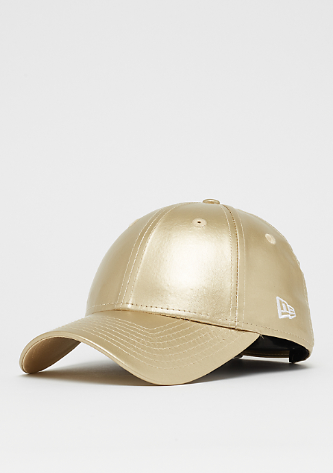 New Era Metallic PU 940 gold