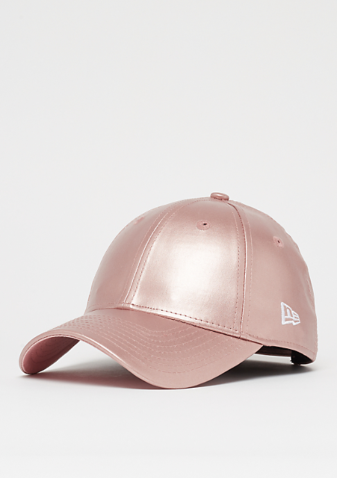 New Era Metallic PU 940 pink/gold