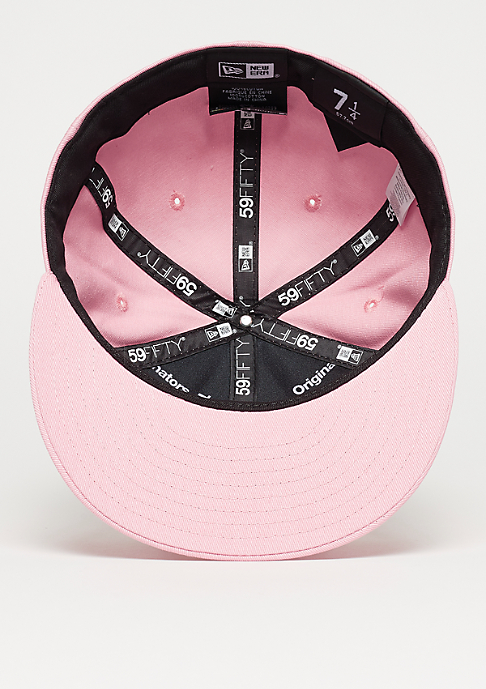 New Era NE True Originators 5950 bright rose/black