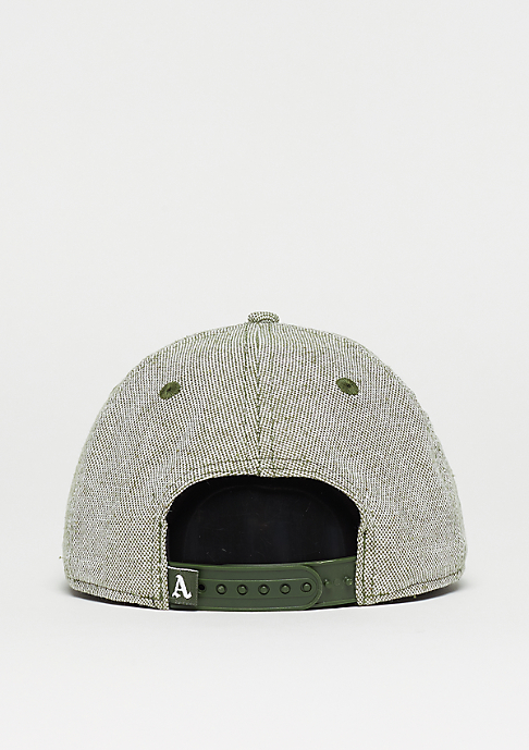 New Era 9Fifty Basket 950 Oakland Athletics Cooperstown dark green