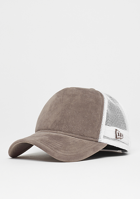 New Era Trucker MLB storm grey