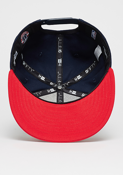 New Era 9Fifty NBA Washington Wizards offical