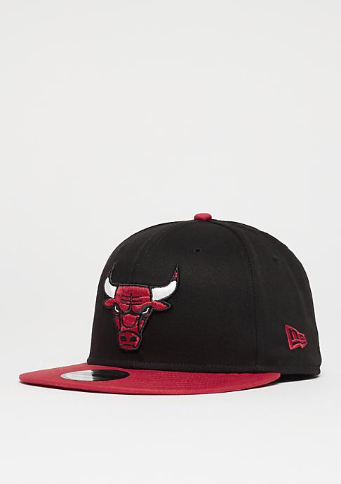 New Era 9Fifty NBA Chicago Bulls offical