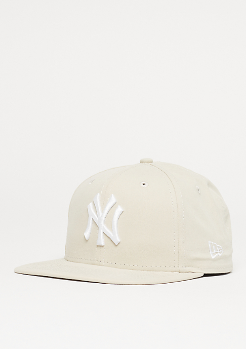 New Era 9Fifty Original Fit MLB New York Yankees stone/o.white