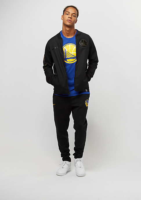 NIKE Golden State Warriors NBA black