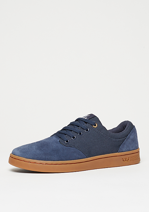 Supra Chino Court midnight/gum