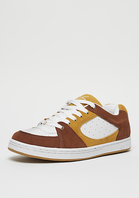eS Accel OG brown/tan/white