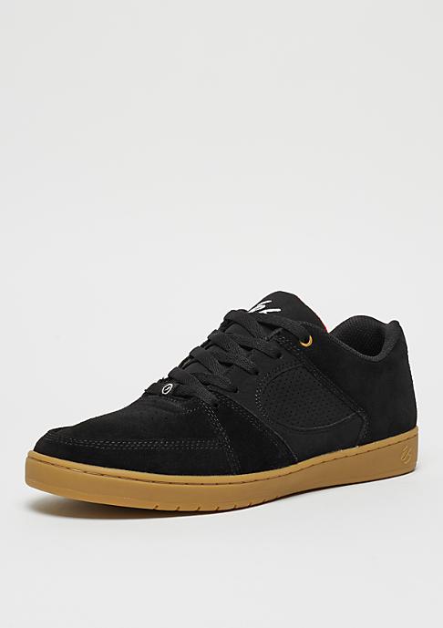 eS Accel Slim black/gum