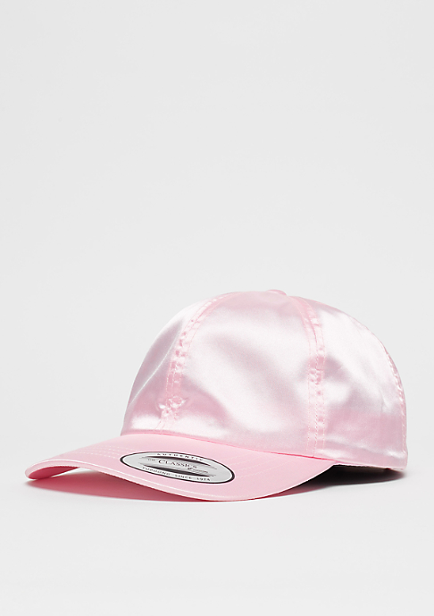 Flexfit Low Profile Satin light pink