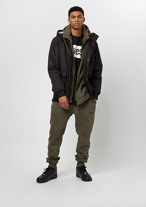 Urban Classics Heavy Hooded black
