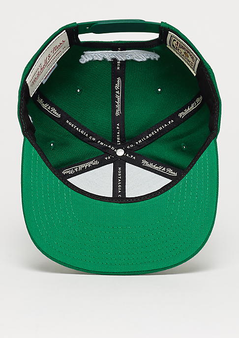 Mitchell & Ness I Love This Team NBA Boston Celtics green