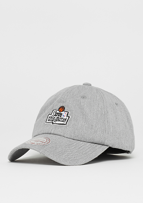 Mitchell & Ness I Love This Game Low Pro NBA grey heather