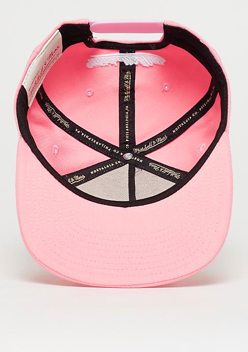 Mitchell & Ness Pinscript dusty pink