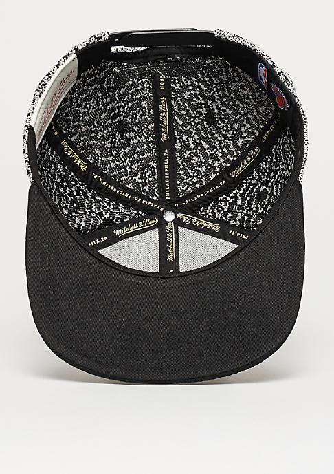 Mitchell & Ness Three 50 NBA New York Knicks turtle