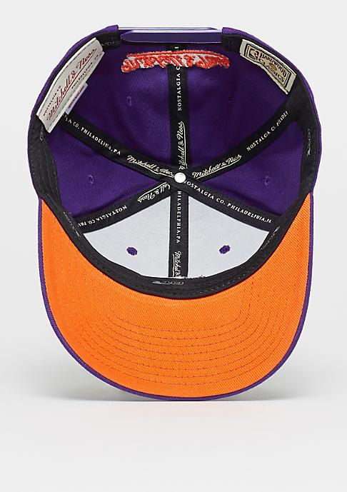 Mitchell & Ness Flexfit 110 Low Pro NBA Phoenix Suns purple