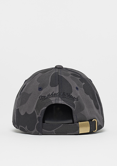 Mitchell & Ness Camo Slouch NBA Golden State Warriors black camo