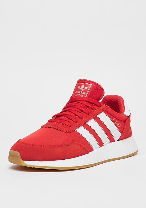 adidas Iniki Runner red/ftwwht/gum3