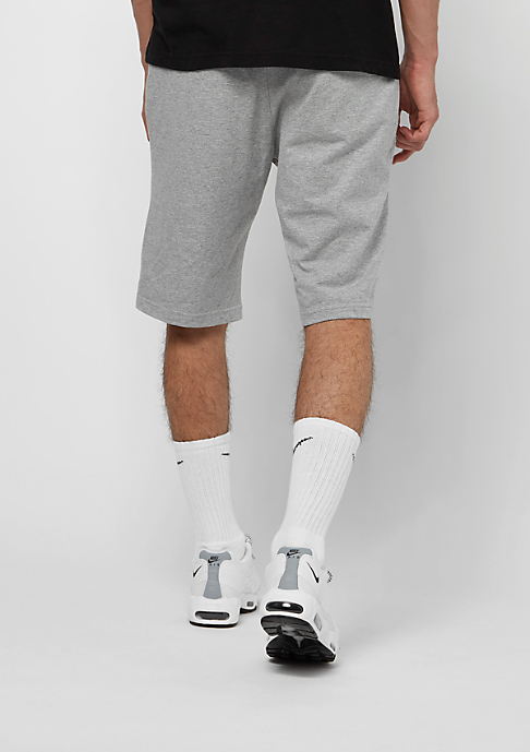 NIKE Sportswear Short Jersey Club dk.grey heather/dk.grey heather