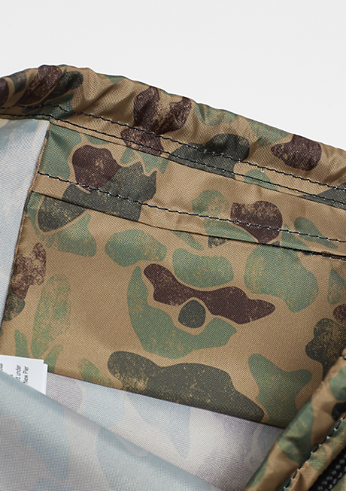 DC Cinched duck camo