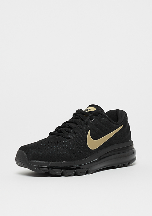 NIKE Running Air Max 2017 (GS) black/metallic gold