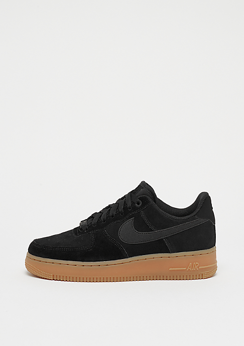 nike air force 1 gum sohle