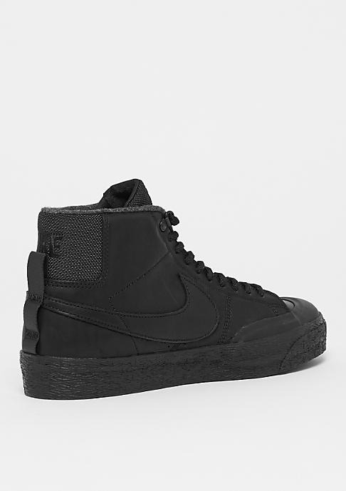 NIKE SB Zoom Blazer Mid XT Bota black/black/anthracite
